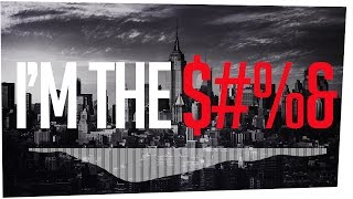 New TRAP BEAT【IM THE $#%&】  Ghetto Rap Instrumental Beat 2016   By Xclus