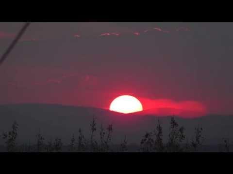 Красивый закат / Beautiful Sunset
