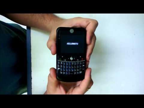 Dr.Celular - Motorola Q11 - Hard Reset - Desbloquear - Resetar