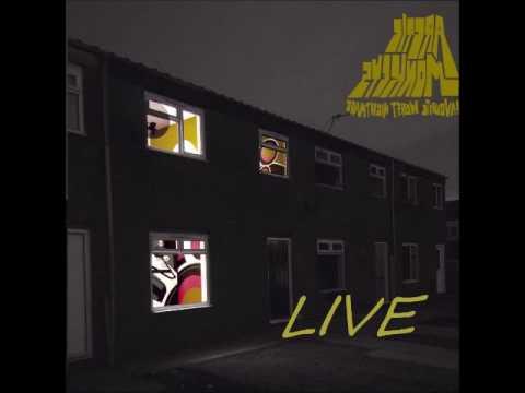 ARCTIC MONKEYS - FAVOURITE WORST NIGHTMARE (FULL LIVE ALBUM)