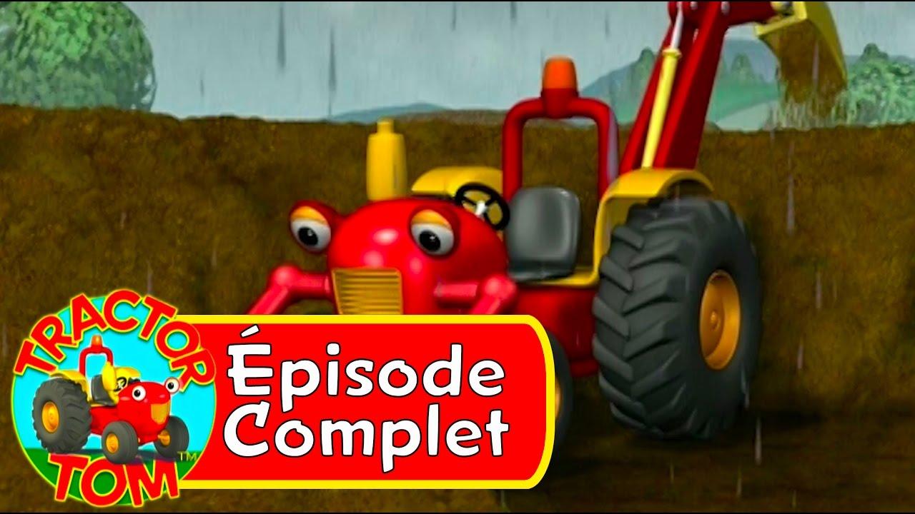 Tracteur tom 23 le trou sans fond pisode complet fran ais youtube - Le tracteur tom ...