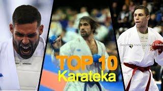 Top 10 fighters karate (kumite)