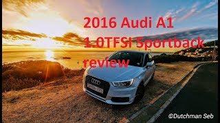 2016 Audi A1 1.0TFSI Sportback