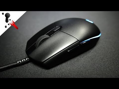 Logitech G Pro Gaming Mouse Review by FPS Veteran