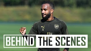 Skills, tricks, nutmegs and more! | Behind the scenes