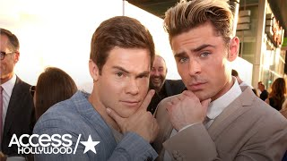 Adam Devine & Zac Efron's 'Mike And Dave Need Wedding Dates' Premiere | Access Hollywood
