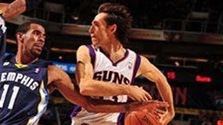 Top 10 Career Assists of Steve Nash thumbnail
