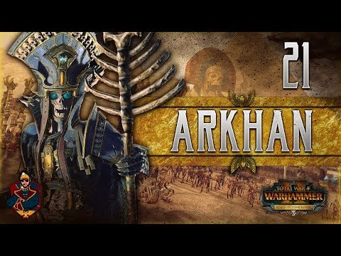 THE FINAL BOOK OF NAGASH! | WARHAMMER II - Vortex Campaign (Tomb Kings) #21