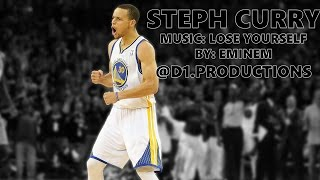 Stephen Curry mix to Lose Yourself by Eminem