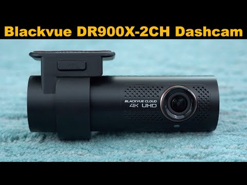 Blackvue DR900X-2CH Dashcam: Successor to the DR900S