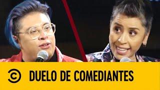 Manunna VS Kikis | Duelo De Comediantes | Comedy Central LA