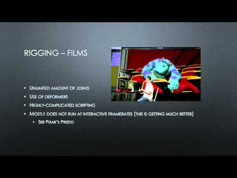 "Barry Zundel's ""MODO for UE4: rigging and animation"""
