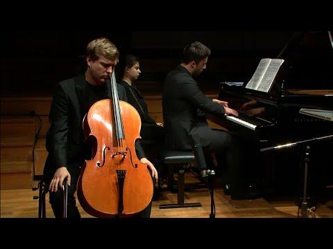 Rachmaninov : Sonate En Sol Min Op.19 (A.Shadrin / Raul Da Costa)