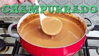 Abuelita Hot Chocolate Champurrado RECIPE   Easy Champurrado Recipe   Simply Mama Cooks