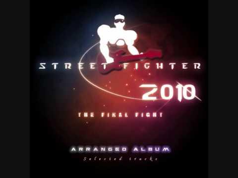 Street Fighter 2010: Final Fight Arranged Album T03-Blazing City Scape