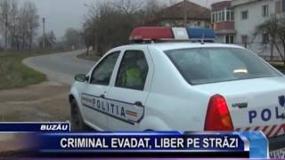 CRIMINAL EVADAT, LIBER PE STRAZI
