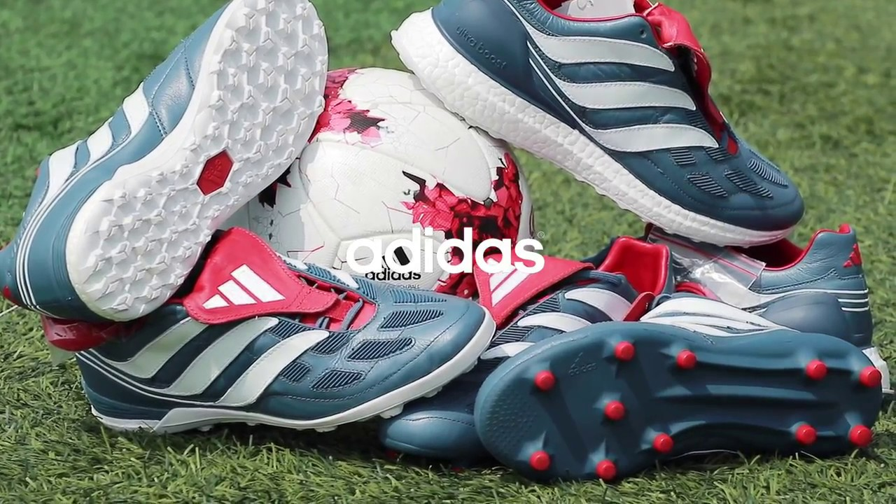 new style dd3bd 83924 ... accelerator turf red 1. 7669e 3f7b8 where to buy adidas predator  precision reimagine limited collection 5 f13ff ac543