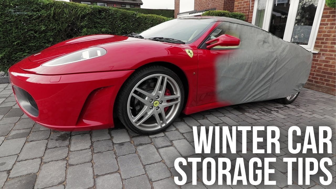 Winterizing Your Car: Winterizing And Preparing Your Car For Winter Storage