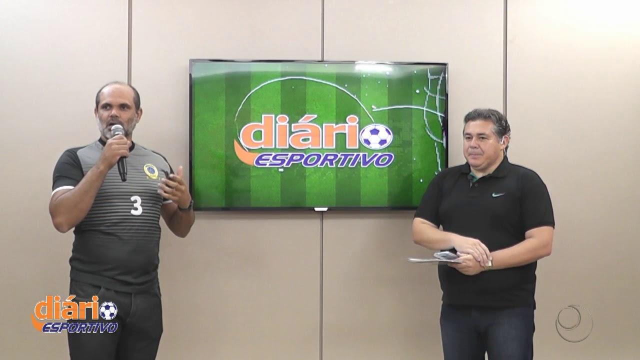 Programa Diário Esportivo traz as notícias de esporte de Cajazeiras e região