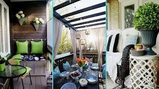❤ DIY Backyard Patio & Balcony Decor Ideas 2017❤ | Home decor & Interior design | Flamingo mango|