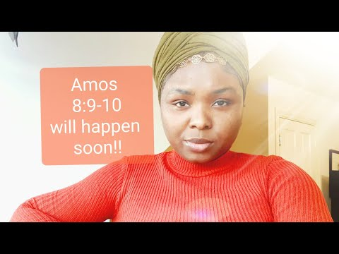 TERRIFYING DREAM GIVEN TO A SISTER ABOUT THE 3 DAYS OF DARKNESS!! **WATCH AND SHARE**