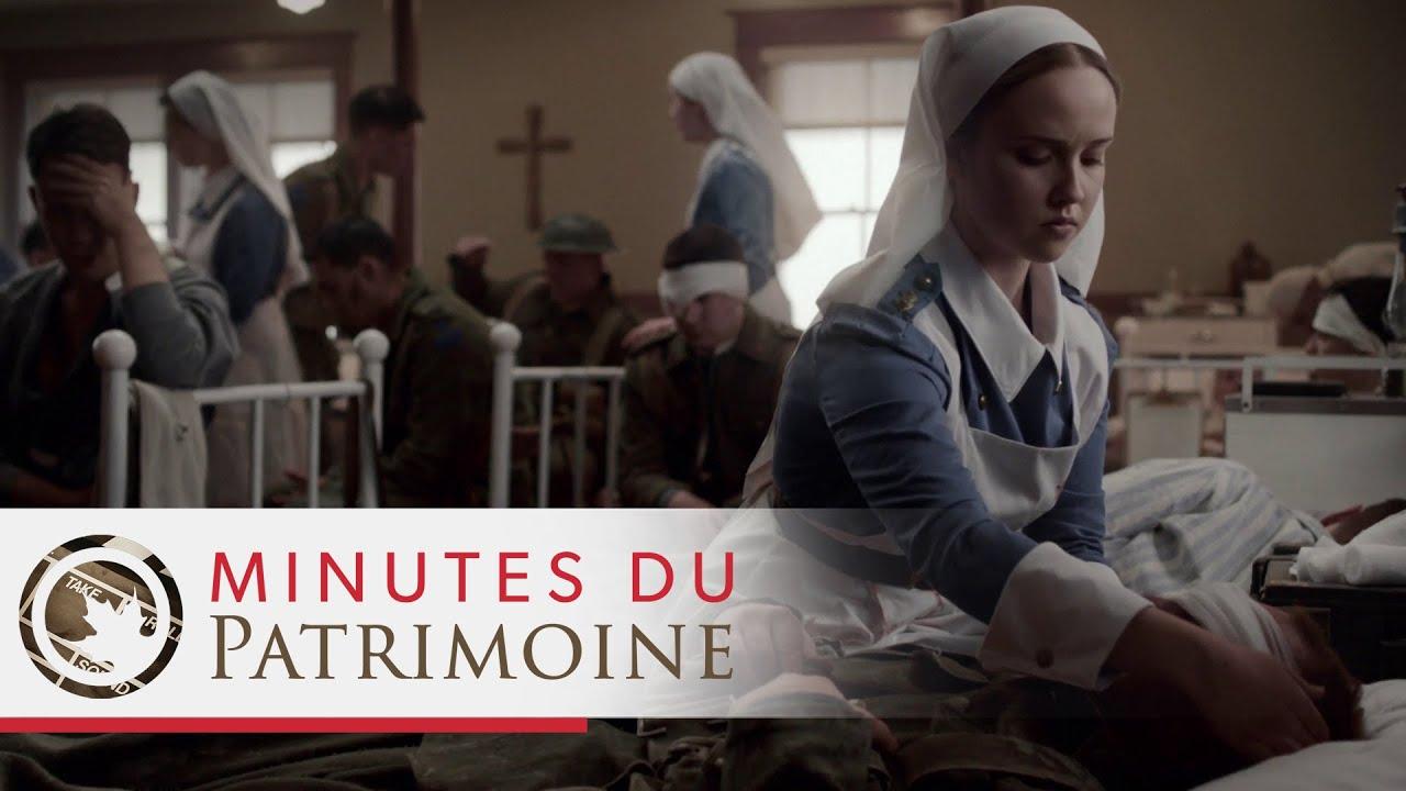 Minutes du patrimoine : Les infirmières canadiennes
