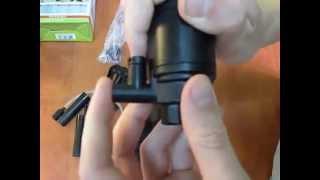 Aquael Turbo Filter 500 - Видео обзор внутреннего фильтра