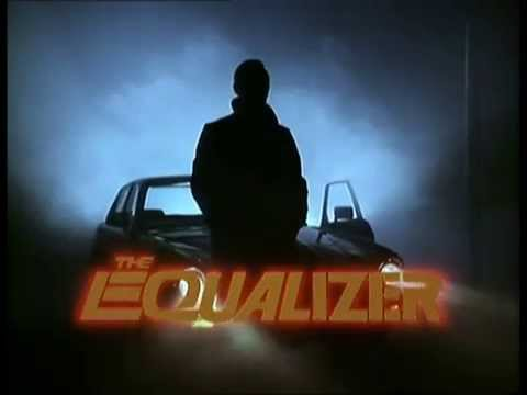 The Equalizer TV Series DVD