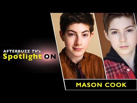 Mason Cook   AfterBuzz TV's Spotlight On