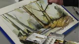 Wesson Watercolour Secrets With Steve Hall