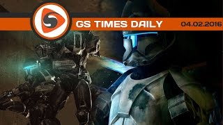 GS Times [DAILY]. Star Wars: Imperial Commando, Star Citizen, xXx 3