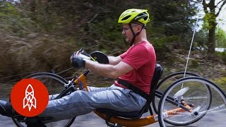 Paralyzed Cyclist Rides on Toward One Million Miles