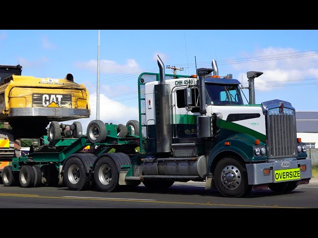 New Zealand Trucks Out and About | Ep. 7