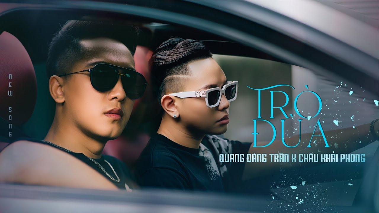 TRÒ ĐÙA [MV OFFICIAL] – Quang Đăng Trần X Châu Khải Phong