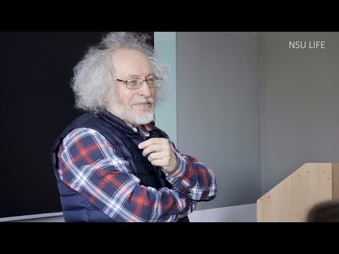 Алексей Венедиктов в НГУ