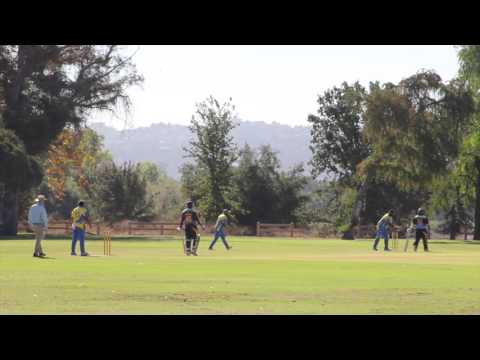 Santa Barbara VS Hollywood 4 Cricket match SCCA T20 - Severn Ground