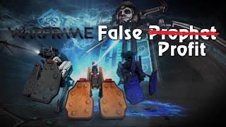 Warframe   Operation False Profit