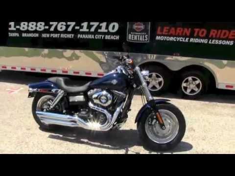 New 2012 Harley - Davidson FXDF Dyna Fat Bob