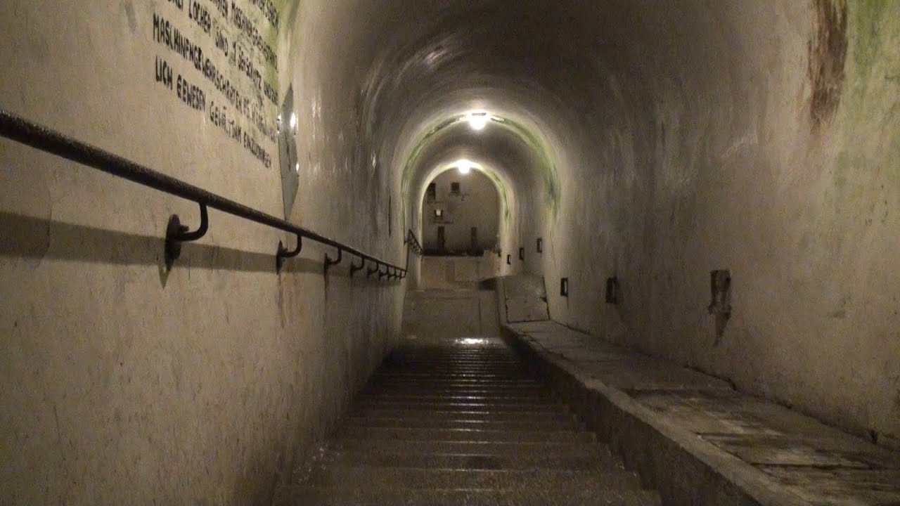 Obersalzberg Now Amp Then Episode 10 Bunker System The