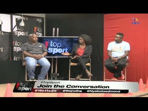 Top Sport: Conversation on Kenya's Road to Rio