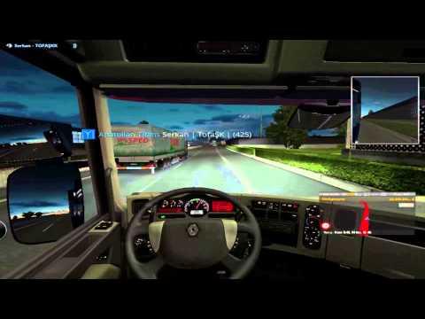 Anatolian TRans Euro Truck Simulator 2 serkan-berkay-yunus yollardayız