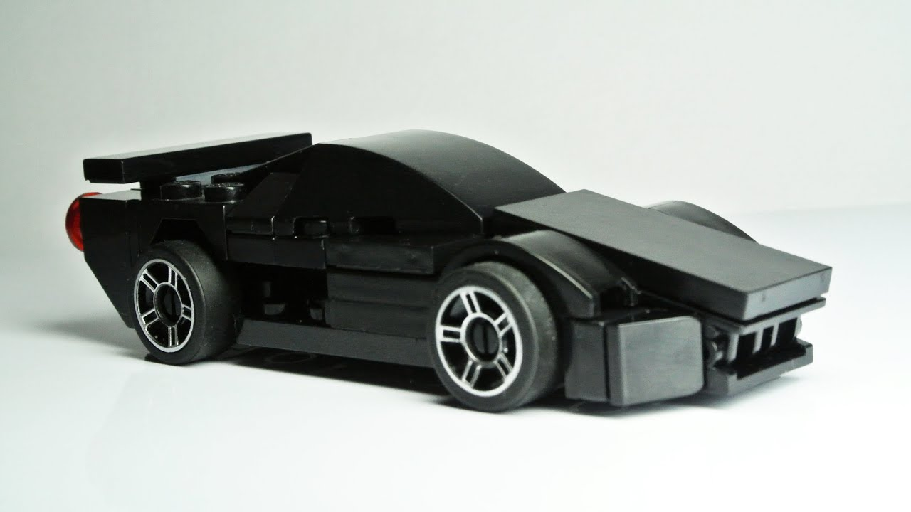 bugatti eb 110 small lego toy moc youtube. Black Bedroom Furniture Sets. Home Design Ideas