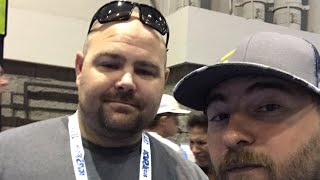 Icast 2018: Walking around. Thoughts with Seasor