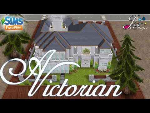 The Sims FreePlay ⚜️👵🏼| VICTORIAN HOUSE |👵🏼⚜️ By Joy.