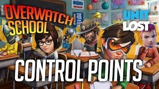 Overwatch Tactics School! How To Play Control Maps!