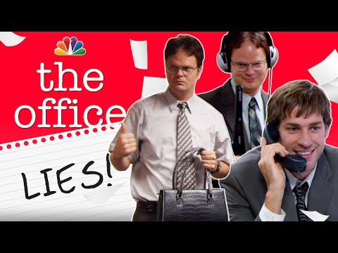 The Best of Jim Lying to Dwight - The Office