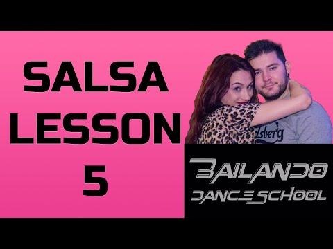SALSA LESSON 5
