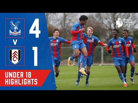 U18 Highlights | Crystal Palace 4-1 Fulham