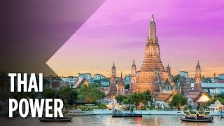 How Powerful Is Thailand?