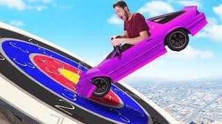 Extreme Car Darts!   Gta5